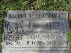 """William Henry """"Bill Bill"""" Whalen"""