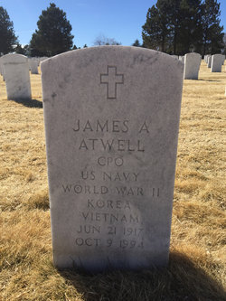 James A Atwell