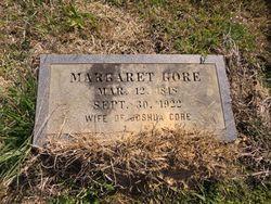Margaret <I>Long</I> Gore