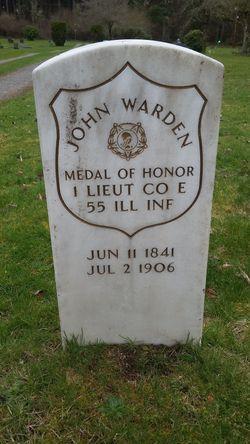 John Warden