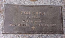 Carl E. Kyle