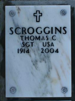 Thomas C Scroggins
