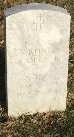 Frank Arthur Cooper, Jr