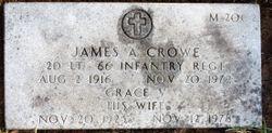 Grace V Crowe