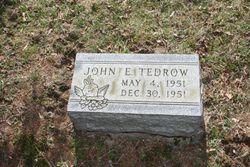 John E Tedrow