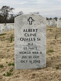 Albert Cline Qualls, Sr