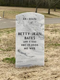 Betty Jean Bates