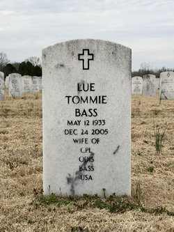 Lue Tommie Bass
