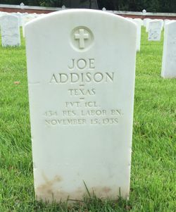 Joe Addison