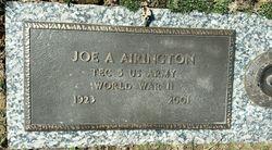 Joe A. Airington
