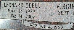 Leonard Odell Culver