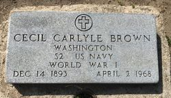 Cecil Carlyle Brown