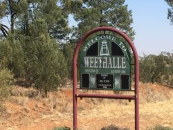 Weethalle Cemetery