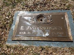 E. Jane Snowden