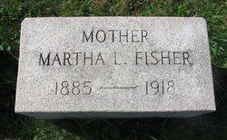 Martha <I>Smith</I> Fisher