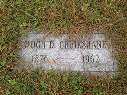 Hugh David Cruikshank