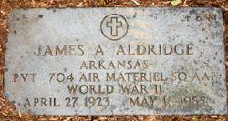 James A. Aldridge