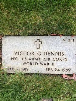 Victor G Dennis