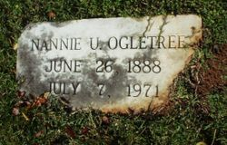 Nannie U. Ogletree