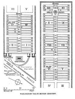 Warlincourt Halte British Cemetery