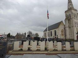 Arques Churchyard