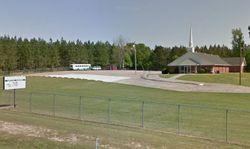 Greater New Friendship Baptist Church Cemetery
