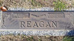 Mary Kathleen <I>Sharp</I> Reagan