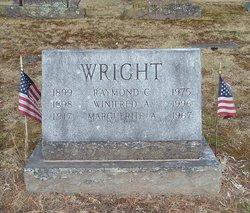 Marguerite A. <I>Wright</I> Anderson