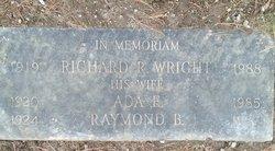 Ada E. Wright
