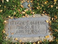 George B Creech