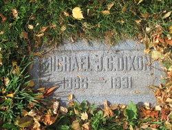 Michael John  G. Dixon