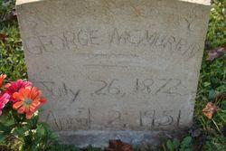 George E McMurray