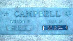 Duard Fredrick Campbell