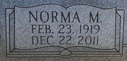Norma Marie <I>Balzen</I> Woelfel