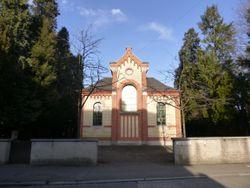 Friedhof Oerlikon