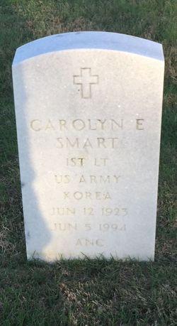 Carolyn E Smart