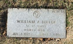William A Bialek