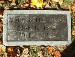 Mary Belle Hunt