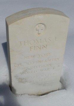 Thomas L Finn