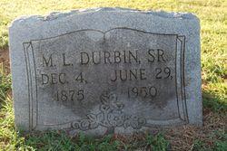 Marion Lucas Durbin