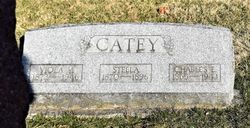 Charles Edgar Catey