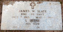 James W Slate