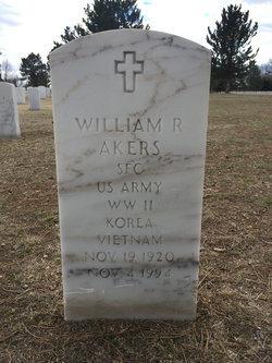 William Rex Akers