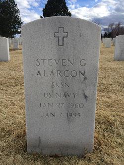 Steven G Alarcon