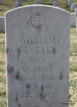 William Beverly