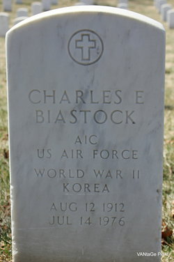 Charles E Biastock