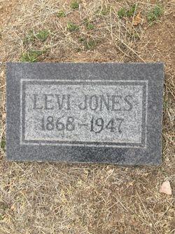 Levi Cashes Jones