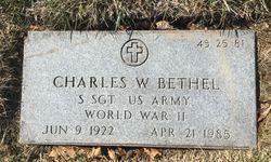 Charles W Bethel
