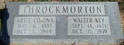 Artie Corina <I>Foreman</I> Throckmorton