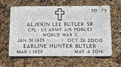 Corp Aljerin Lee Butler, Sr